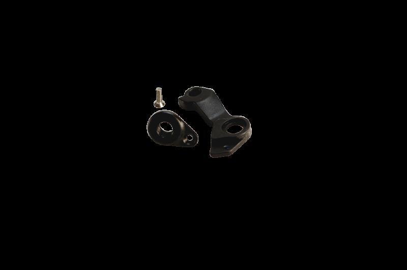 Transalp Summitrider X12 - 26er/650B Schaltauge - X12 Hinterbau - schwarz