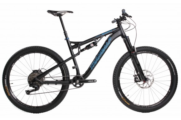 27.5er Trail Fully Signature II X12 2.0