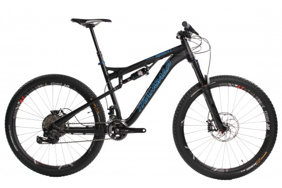27.5er Trail Fully Signature II X12 1.0