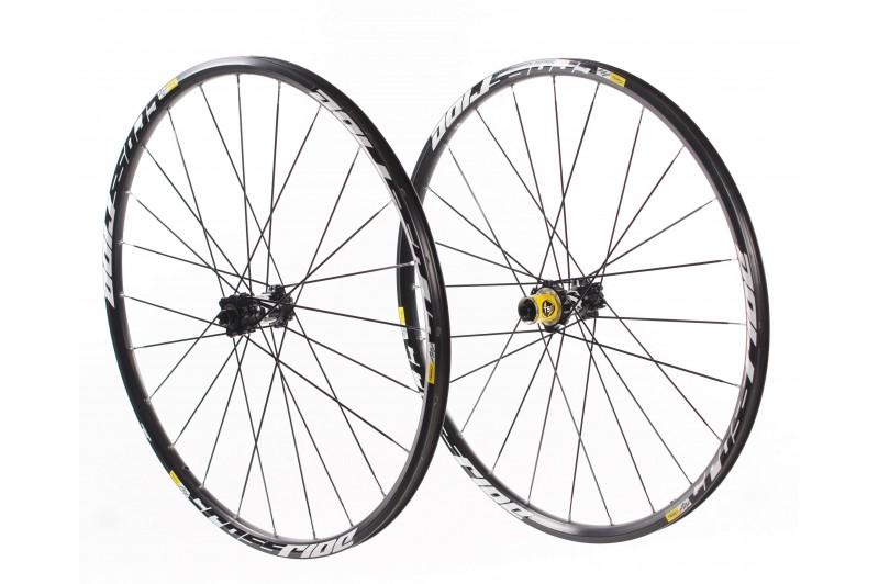 Mavic Crossride Disc Laufradsatz - 27,5 Zoll
