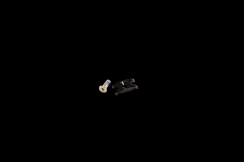 Leitungsführung Alu - Oberrohr - 2fach
