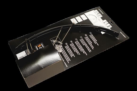 SKS Raceblade XL Schutzblechset - Vorder-und Hinterrad