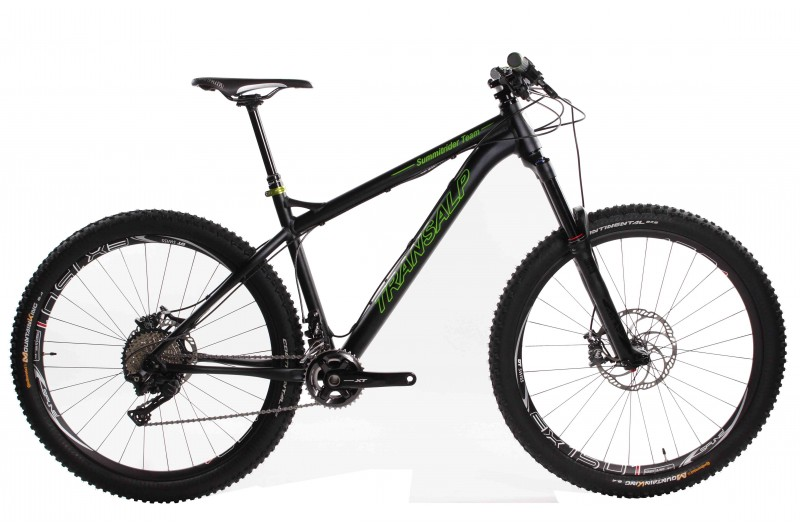 27,5er MTB Hardtail Konfigurator - All Mountain, Enduro - 650B
