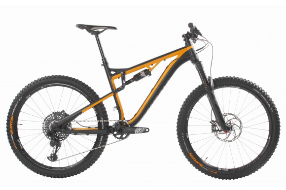 27.5er Trail Fully Signature II X12 Ltd.