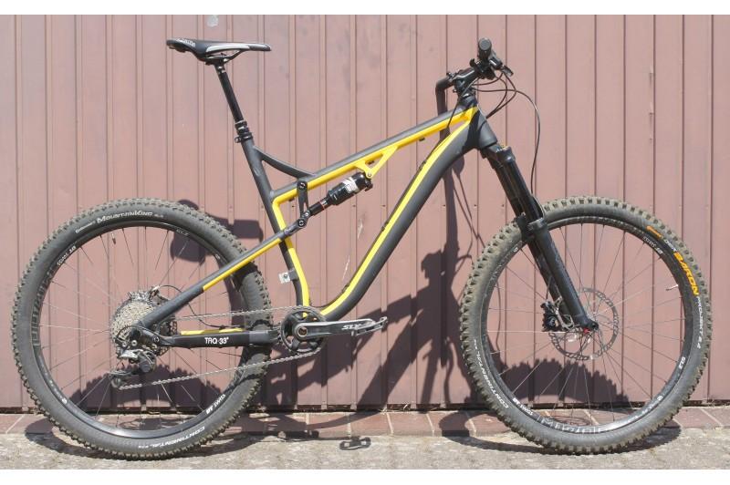 Transalp Signature II X12 All Mountain Fully - RH 21.5 Zoll - Testbike