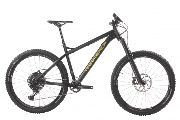 27.5er Hardtail MTB Summitrider X12 ED Ltd.