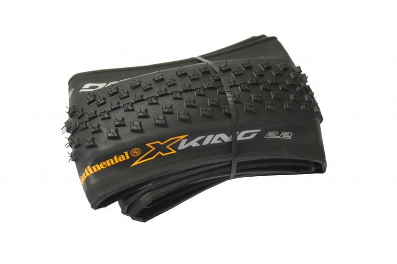 Continental X King Racesport MTB Faltreifen 26x2.2 Zoll
