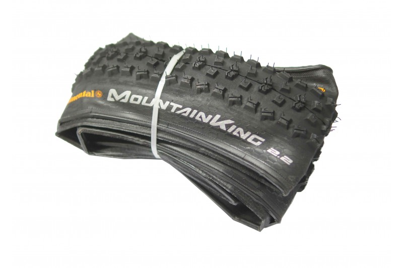 Continental Mountain King MTB Faltreifen 26x2.2 Zoll