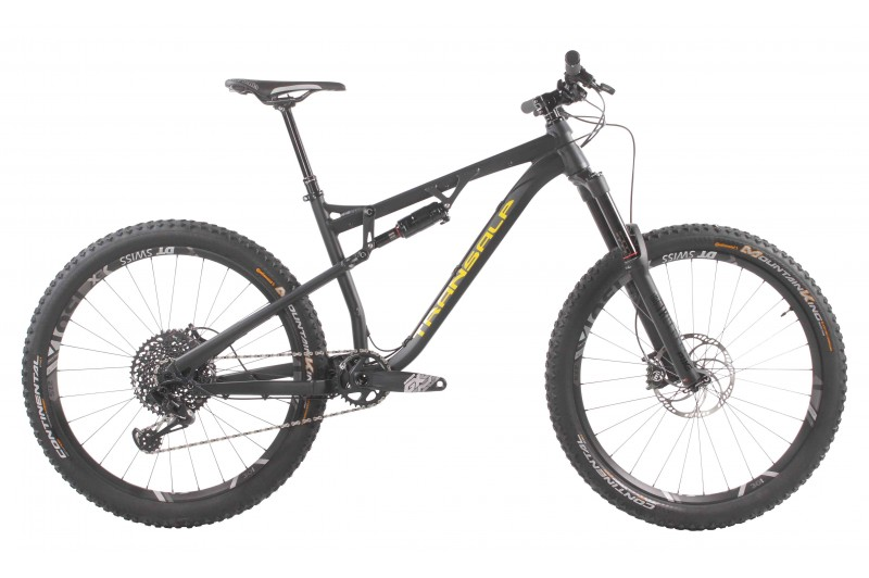 27.5er All Mountain Fully Signature II X12 1.0