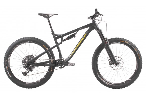 27,5er MTB Fully Konfigurator - Touren, Trail, All Mountain, Enduro - 650B