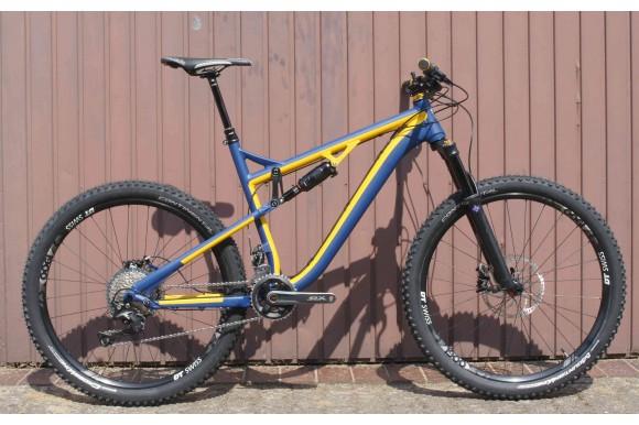 Transalp Signature II X12 Trail Fully - RH 20 Zoll - Testbike
