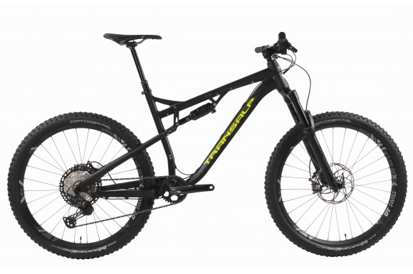 27.5er Boost Enduro Fully Signature III X12 Ltd.