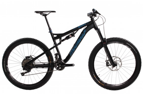 27.5er Enduro Fully Signature II X12 Ltd.