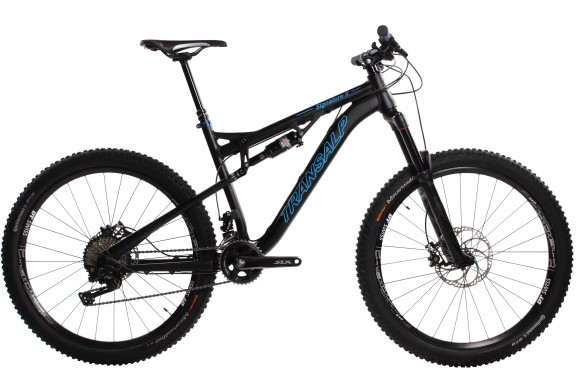 27.5er All Mountain Fully Signature II X12 Ltd.