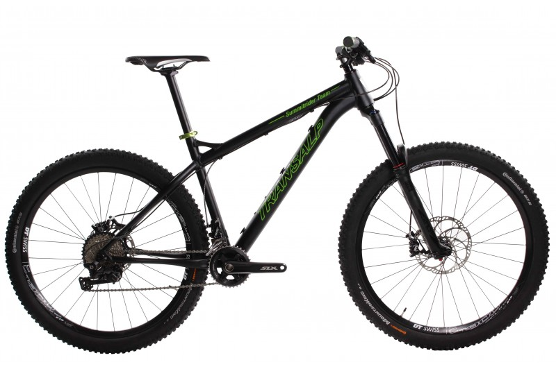 27.5er Hardtail MTB Summitrider Team X12 AM 4.0