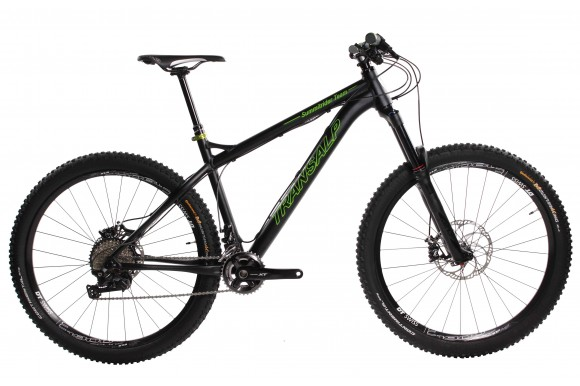 27.5er Hardtail MTB Summitrider X12 AM 3.0