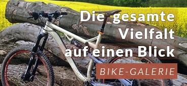 Die gesamte Vielfalt auf einen Blick! Klick: Zur Bike-Galerie