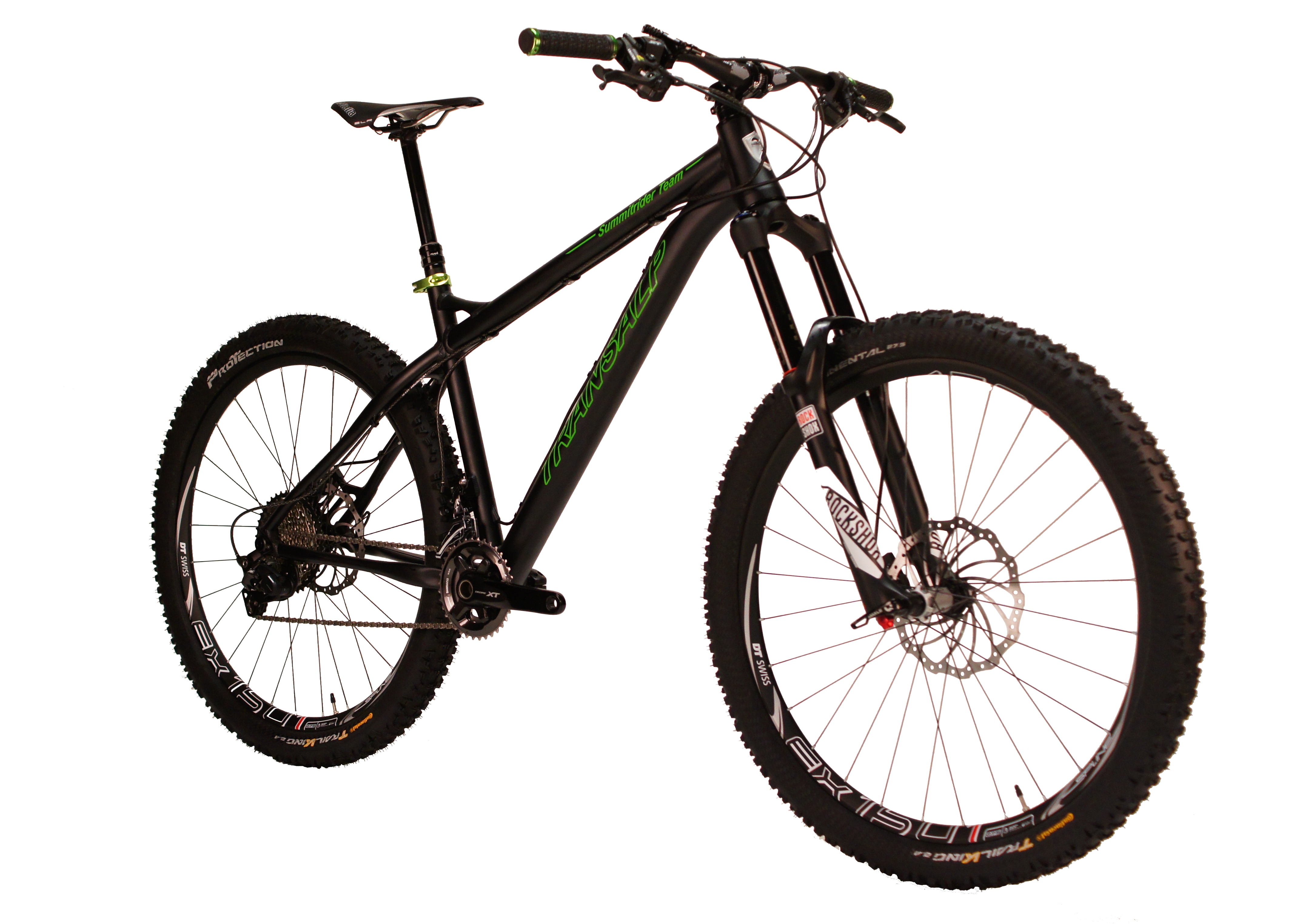Enduro Hardtail